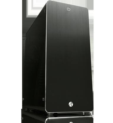 RAIJINTEK Asterion Classic Tower Black computer case