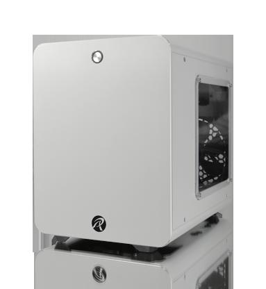 Raijintek Metis - Windowed - White Mini ITX Case